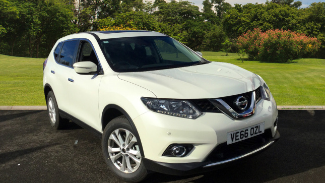 Nissan X-Trail 1.6 Dci Acenta 5Dr [7 Seat] Diesel Station Wagon