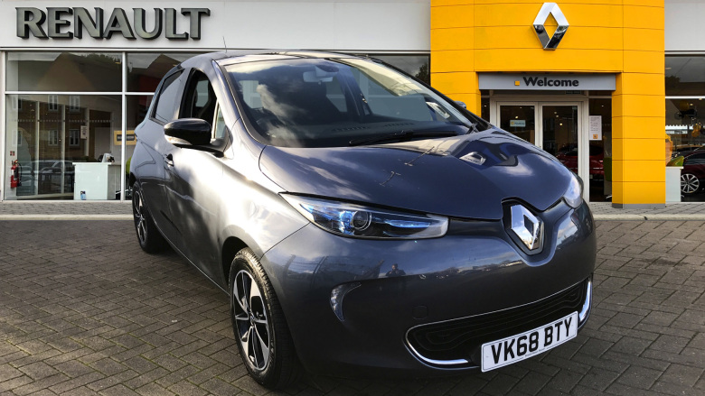 Renault Zoe 80kW Dynamique Nav R110 40kWh 5dr Auto Electric Hatchback