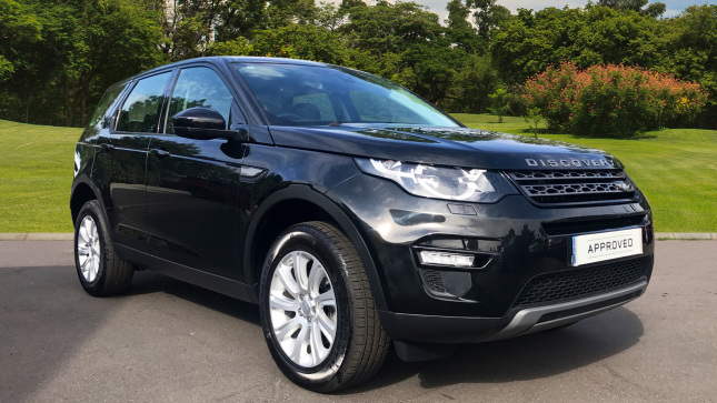 Land Rover Discovery Sport 2.2 Sd4 Se Tech 5Dr Auto Diesel Station Wagon