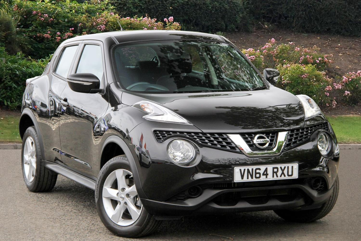used nissan juke 1 5 dci visia 5dr diesel hatchback for. Black Bedroom Furniture Sets. Home Design Ideas