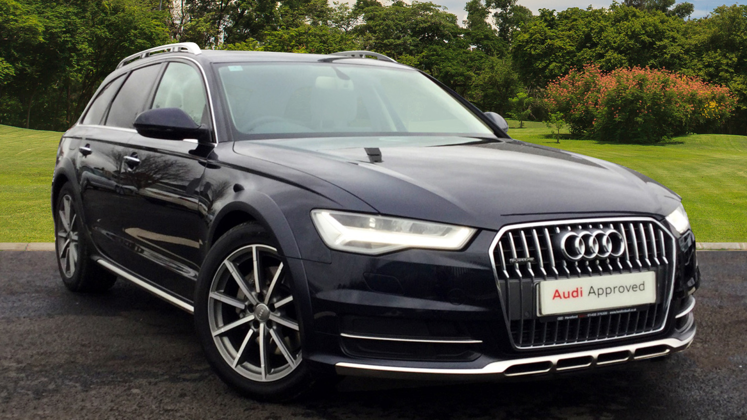 used audi a6 allroad 3 0 tdi 272 quattro sport 5dr s tronic diesel estate for sale vertu honda. Black Bedroom Furniture Sets. Home Design Ideas
