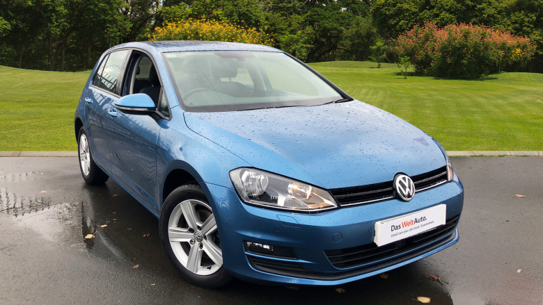 Volkswagen Golf 2.0 Tdi Match Edition 5Dr Diesel Hatchback