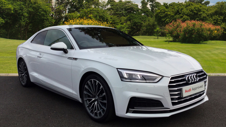 Audi A5 2.0 TDI S Line 2dr S Tronic Diesel Coupe
