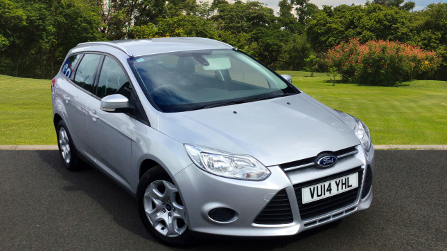 Ford Focus 1.6 Tdci 115 Edge 5Dr Diesel Estate
