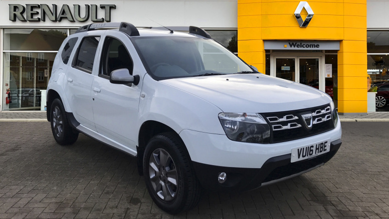 Dacia Duster 1.5 Dci 110 Laureate 5Dr Diesel Estate