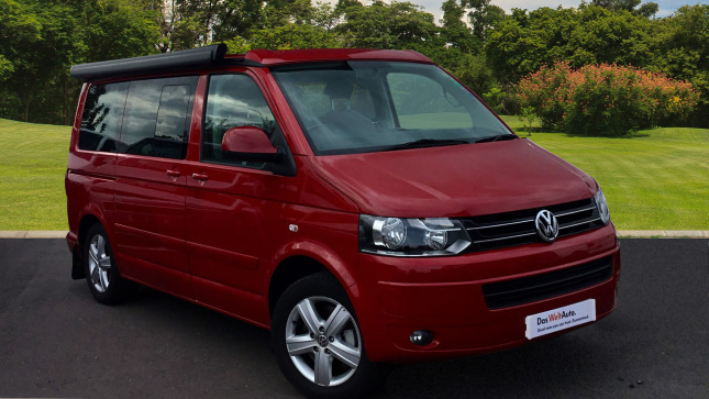 Volkswagen California 2.0 Bitdi Se 180 4Dr 4Motion Diesel Estate