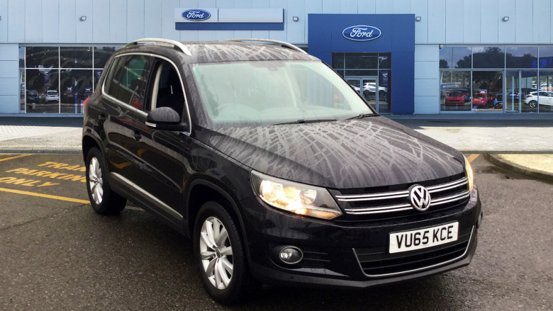 Volkswagen Tiguan 2.0 Tdi Bluemotion Tech Match 150 4Motion 5Dr Diesel Estate