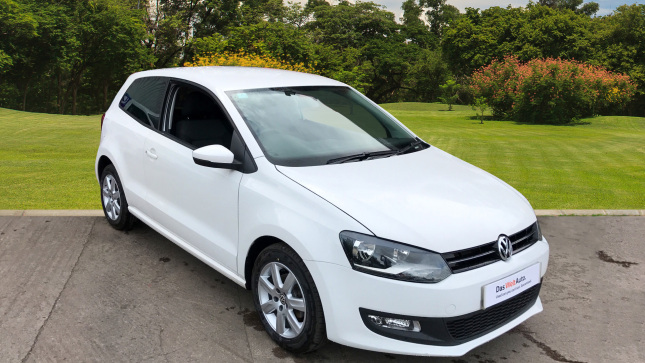 Volkswagen Polo 1.2 Tdi Match Edition 3Dr Diesel Hatchback