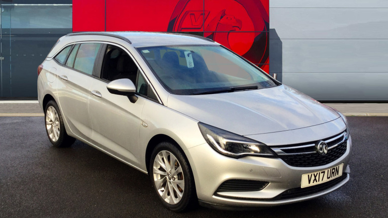 Vauxhall Astra 1.6 CDTi 16V 136 Tech Line 5dr Auto Diesel Estate