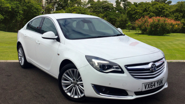 Vauxhall Insignia 2.0 Cdti [163] Tech Line 5Dr Auto Diesel Hatchback