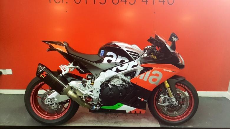 Used Aprilia Rsv-R RSV4 RF (17MY) for Sale | Vertu Honda