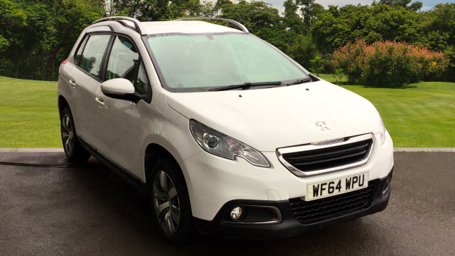 Peugeot 2008 1.6 E-Hdi Active 5Dr Diesel Estate