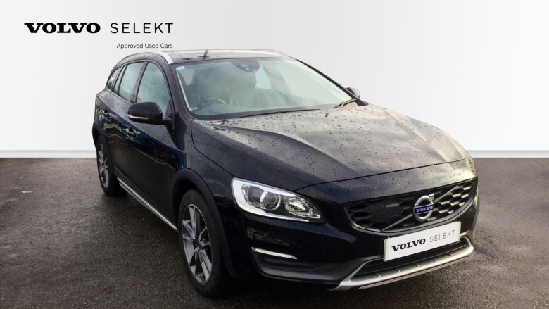 Volvo V60 D4 [190] Cross Country Lux Nav 5Dr Awd Geartronic Diesel Estate
