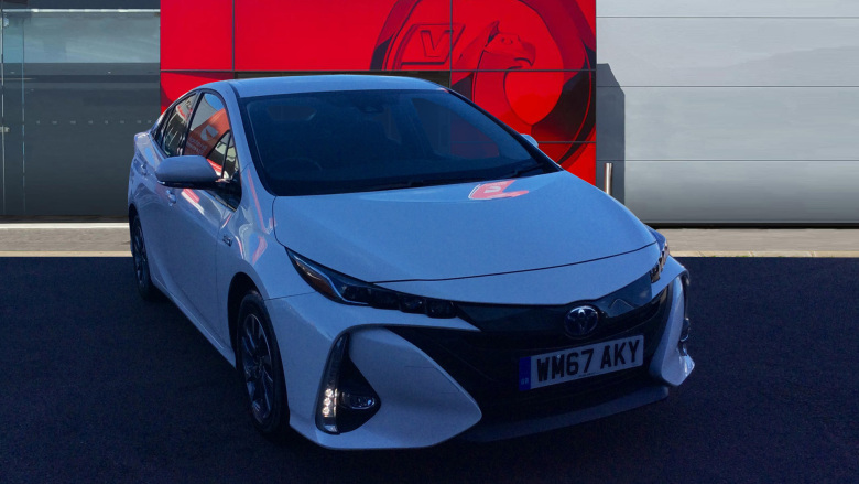 Toyota Prius 1.8 Vvti Plug-In Business Edition Plus 5Dr Cvt Hatchback