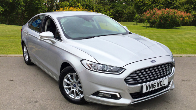 Ford Mondeo 2.0 Tdci Econetic Titanium 5Dr Diesel Hatchback