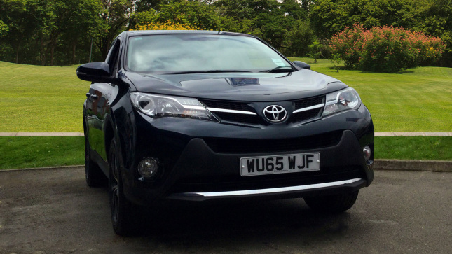 Toyota Rav 4 2.0 D-4D Icon 5Dr 2Wd Diesel Estate