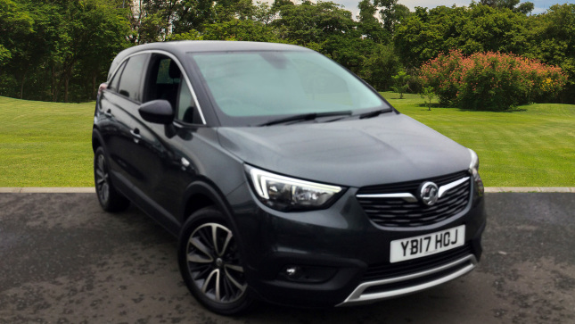 Vauxhall Crossland X 1.6 Turbo D Ecotec Elite 5Dr [start Stop] Diesel Hatchback