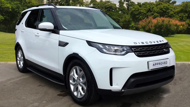 Land Rover Discovery 3.0 Td6 Se 5Dr Auto Diesel Station Wagon