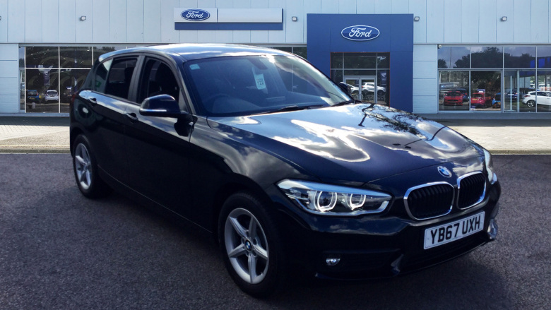 BMW 1 Series 116d SE Business 5dr [Nav/Servotronic] Diesel Hatchback
