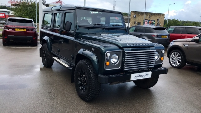 Land Rover Defender 110 Lwb Diesel Xs Station Wagon Tdci [2.2] Estate