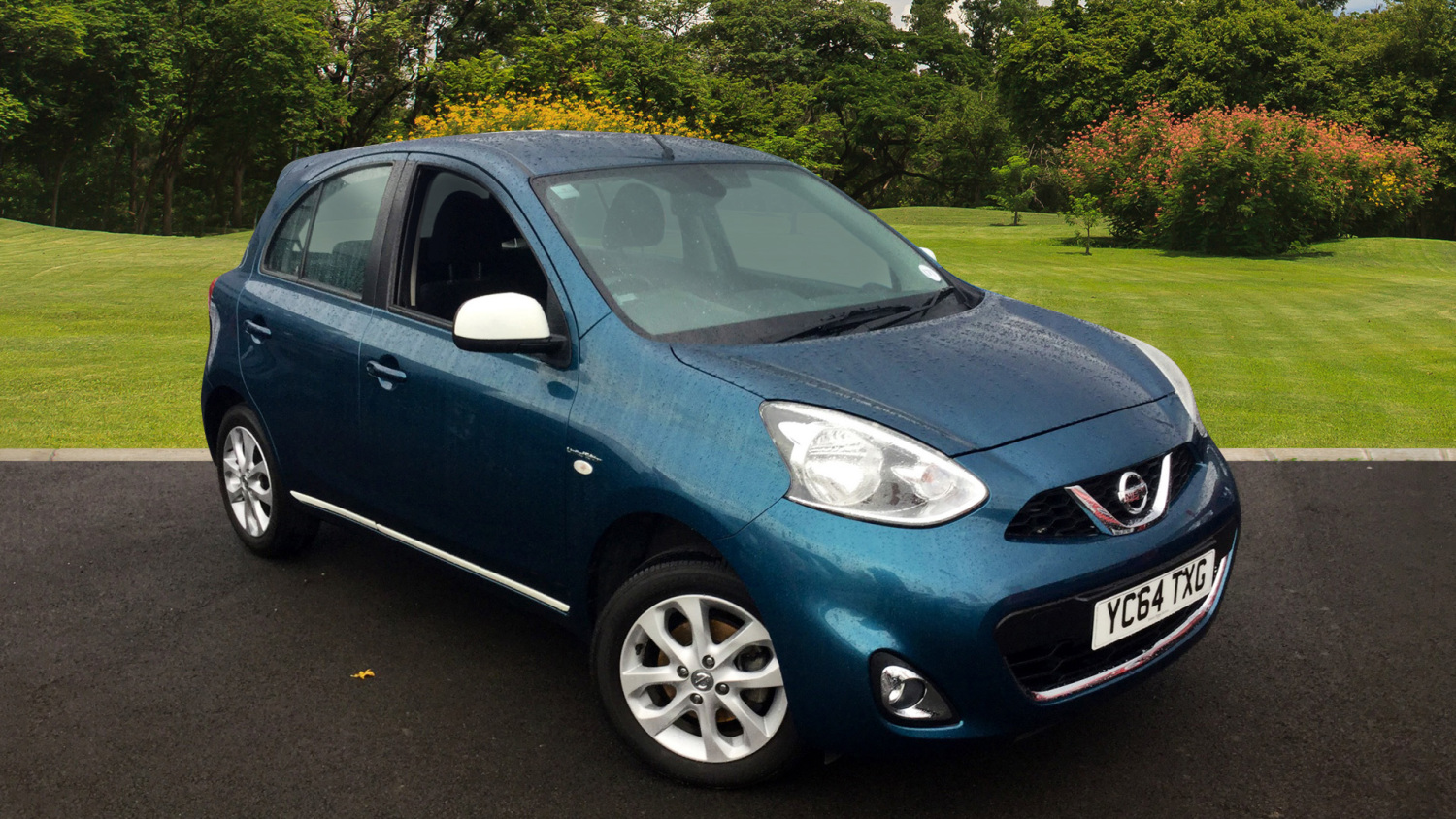 used nissan micra 1 2 acenta limited edition 5dr petrol. Black Bedroom Furniture Sets. Home Design Ideas