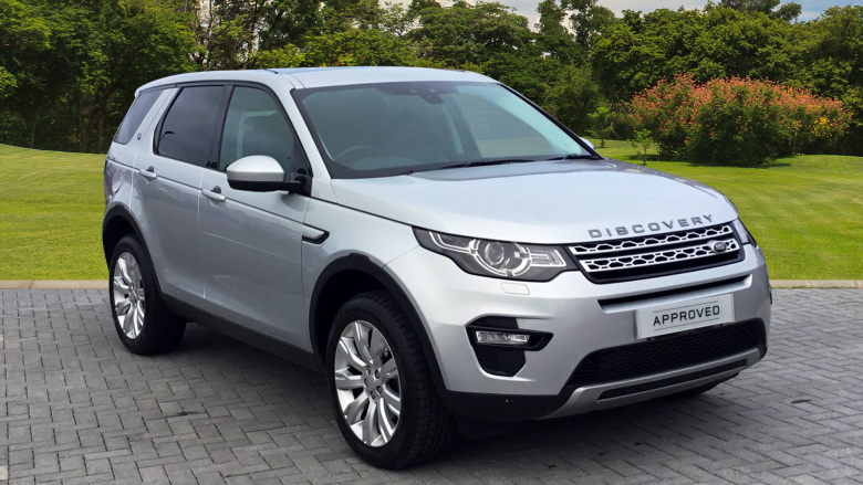 Land Rover Discovery Sport 2.2 Sd4 Hse 5Dr Diesel Station Wagon
