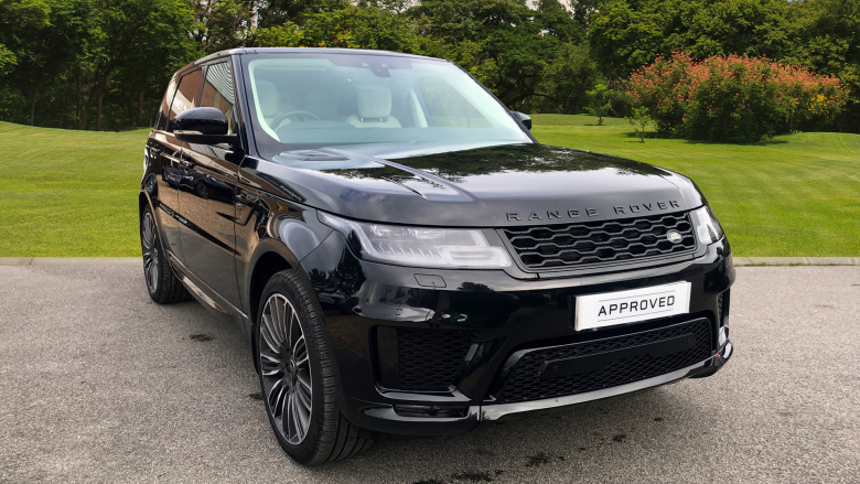 Land Rover Range Rover Sport 3.0 Sdv6 Autobiography Dynamic 5Dr Auto Diesel Estate