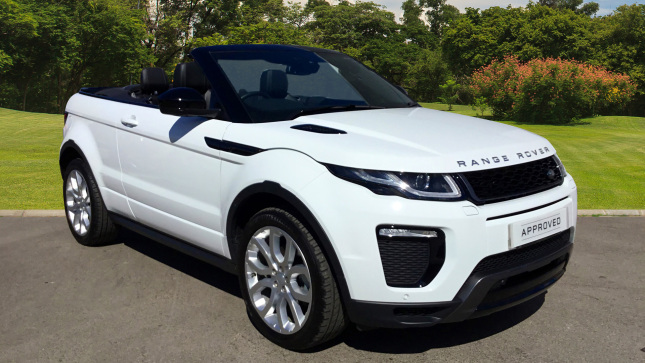 Land Rover Range Rover Evoque Convertible 2.0 Td4 Hse Dynamic 2Dr Auto Diesel Convertible