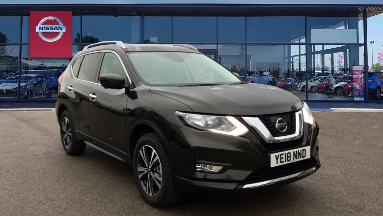 Nissan X-Trail 1.6 dCi N-Connecta 5dr Diesel Station Wagon