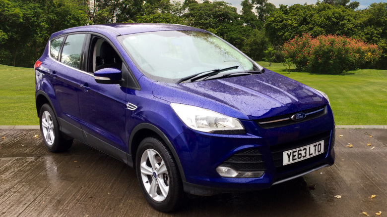Ford Kuga 2.0 TDCi Zetec 5dr Powershift Diesel Estate