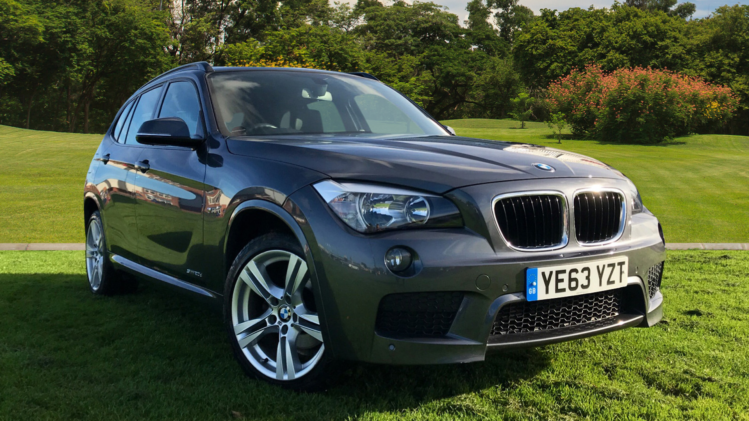 used bmw x1 sdrive 20d m sport 5dr diesel estate for sale vertu honda. Black Bedroom Furniture Sets. Home Design Ideas