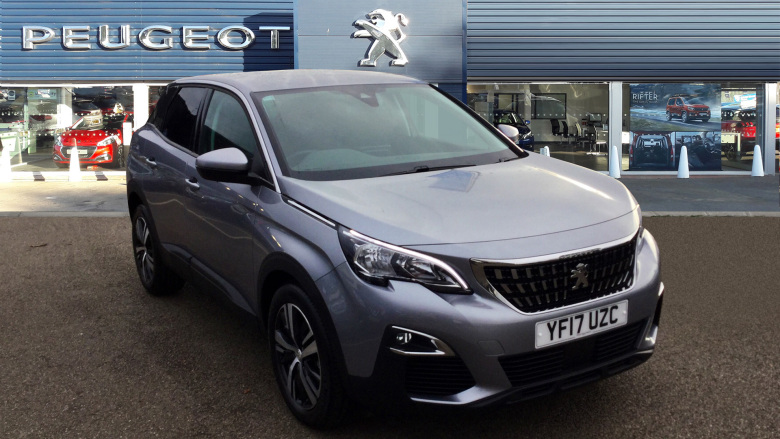 Peugeot 3008 1.2 Puretech Active 5dr EAT6 Petrol Estate