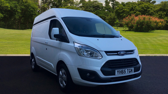 Ford Transit Custom 270 Swb Diesel Fwd 2.2 Tdci 155Ps High Roof Limited Van