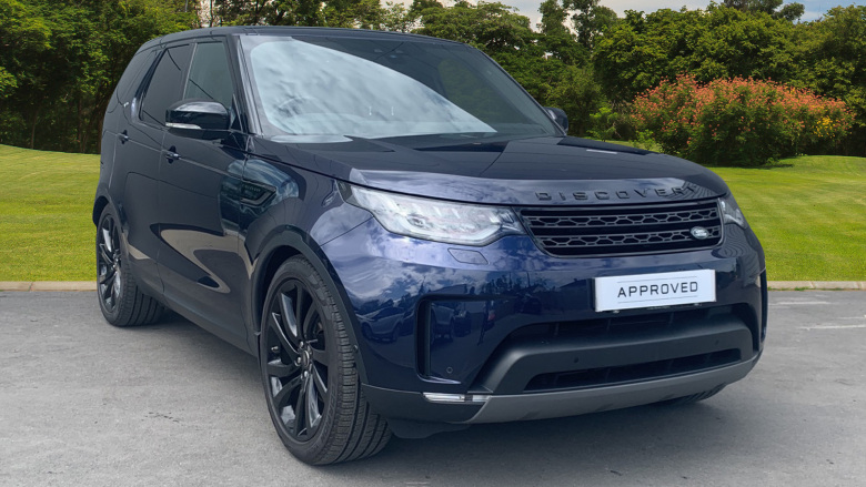 Land Rover Discovery 2.0 SD4 HSE 5dr Auto Diesel Station Wagon