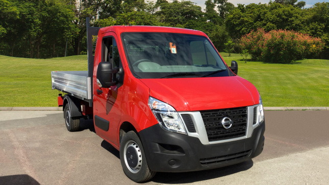 Nissan Nv400 F35 L2 Diesel 2.3 Dci 125Ps H1 E Chassis Cab