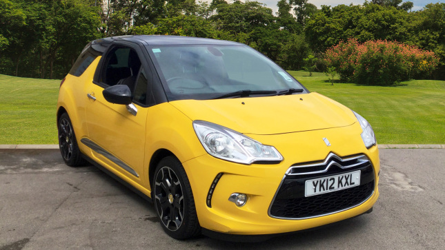 Citroen DS3 1.6 E-Hdi Airdream Dstyle Plus 3Dr Diesel Hatchback
