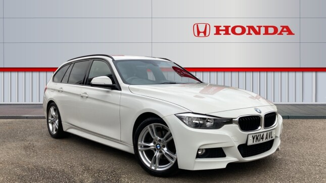 BMW 3 Series 320D M Sport 5Dr Diesel Estate
