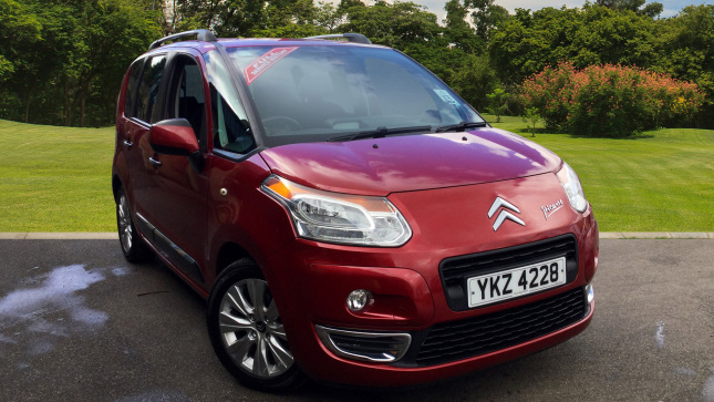 Citroen C3 Picasso 1.6 Hdi 16V Exclusive 5Dr Diesel Estate