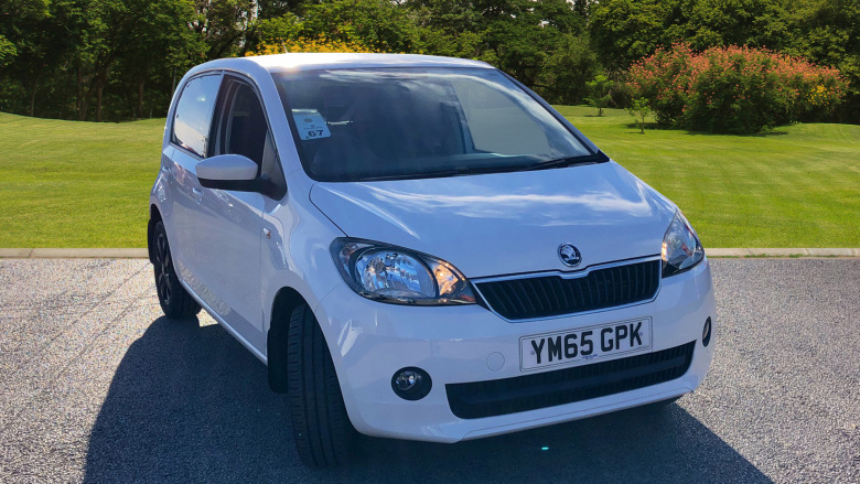 SKODA Citigo 1.0 Mpi Black Edition 5Dr Petrol Hatchback