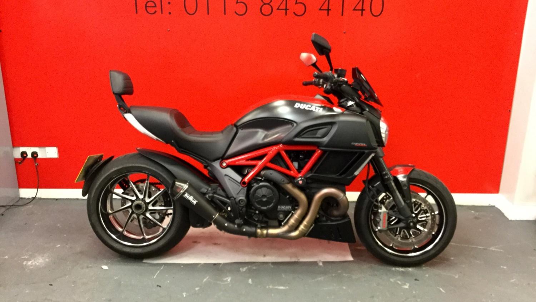 Used Ducati Diavel Diavel Carbon Red 15my For Sale Vertu Honda