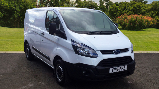 Ford Transit Custom 290 Swb Diesel Fwd 2.2 Tdci 100Ps Low Roof Van