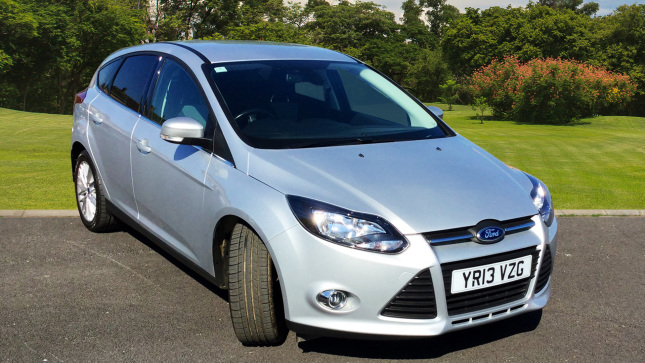 Ford Focus 2.0 Tdci Zetec 5Dr Powershift Diesel Hatchback