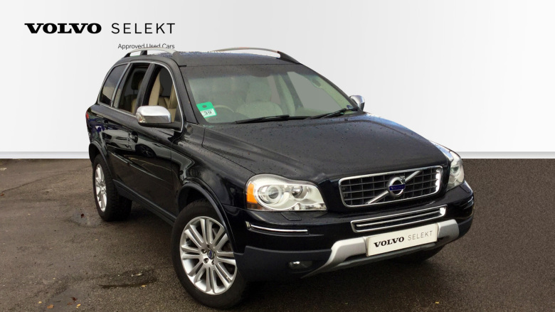 Volvo Xc90 2.4 D5 [200] Executive 5Dr Geartronic Diesel Estate