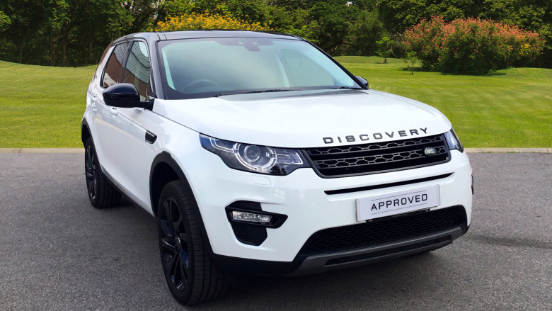 Land Rover Discovery Sport 2.0 Td4 180 Hse Black 5Dr Auto Diesel Station Wagon