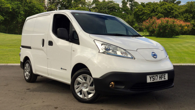 Nissan E-Nv200 Env200 Electric Acenta Rapid Plus Van Auto