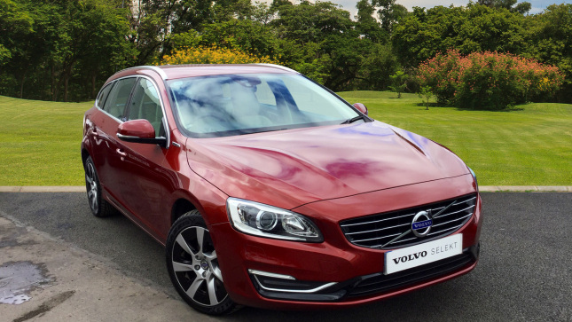 Volvo V60 D6 Awd Plug-In Hybrid Pure Limited 5Dr Auto Estate