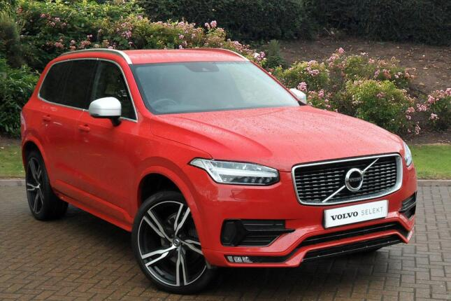 Volvo Xc90 2.0 D5 R Design 5Dr Awd Geartronic Diesel Estate