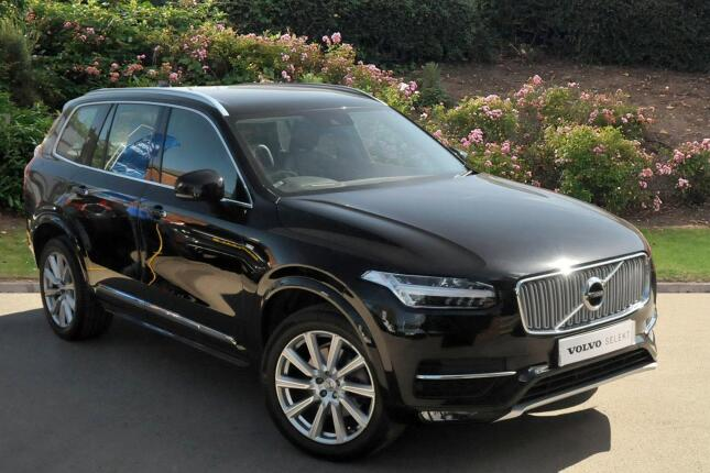 Volvo Xc90 2.0 D5 Inscription 5Dr Awd Geartronic Diesel Estate