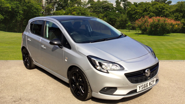 Vauxhall Corsa 1.4 Limited Edition 5Dr Petrol Hatchback