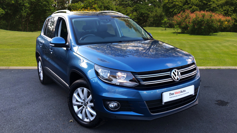 Volkswagen Tiguan 2.0 TDi BlueMotion Tech Match 177 5dr Diesel Estate